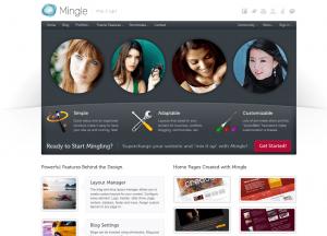 mingle WordPress