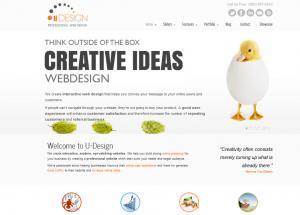 u-design WordPress