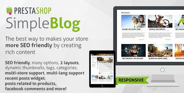 Kako dodati blog v Prestashop trgovino