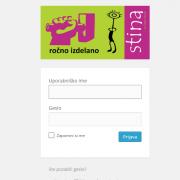 Wordpress - enostavna zamenjava logotipa ob prijavi