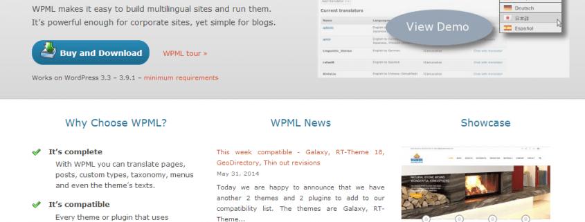 WPML - nepogrešljivo orodje za večjezični WordPress