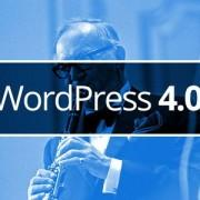 Objavljen je WordPress 4.0