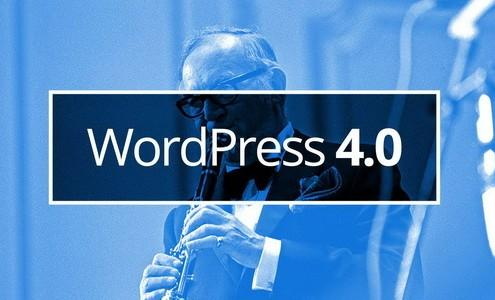 Objavljen je WordPress 4.0