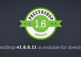 Zunaj je PrestaShop v1.6.0.11