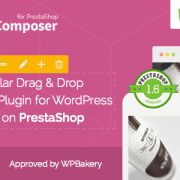 Visual Composer - gradnik strani za Prestashop