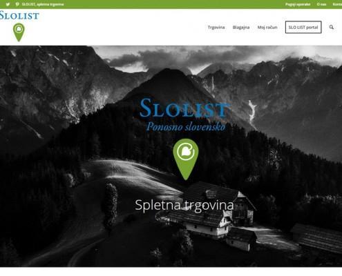 Portal Slo list