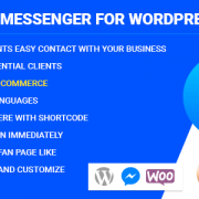 Facebook Messenger za WordPress