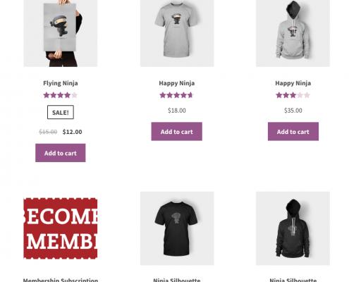 Brezplačni vtičnik: Catalog WooCommerce Products
