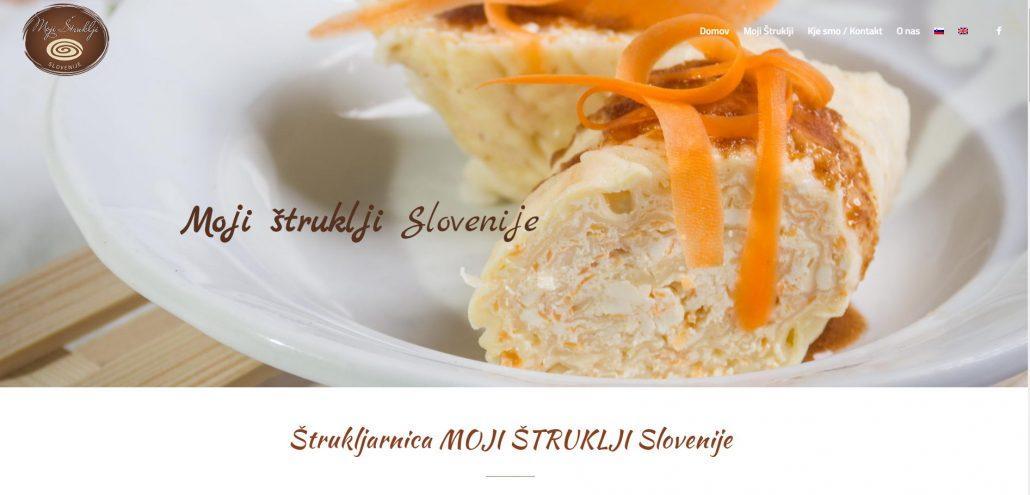 Moji Štruklji Slovenije