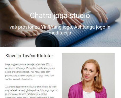 Charta Joga studio, Lesce