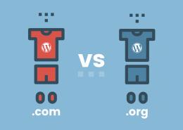 WordPress.com vs WordPress.org, v čem je razlika