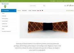 Prenova spletne trgovina SLO LIST