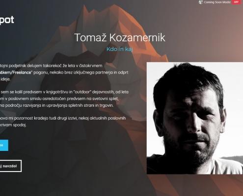 nordspot. Tomaž Kozamernik s.p.